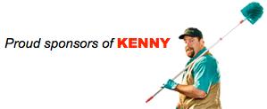 Proud sponsors of KENNY